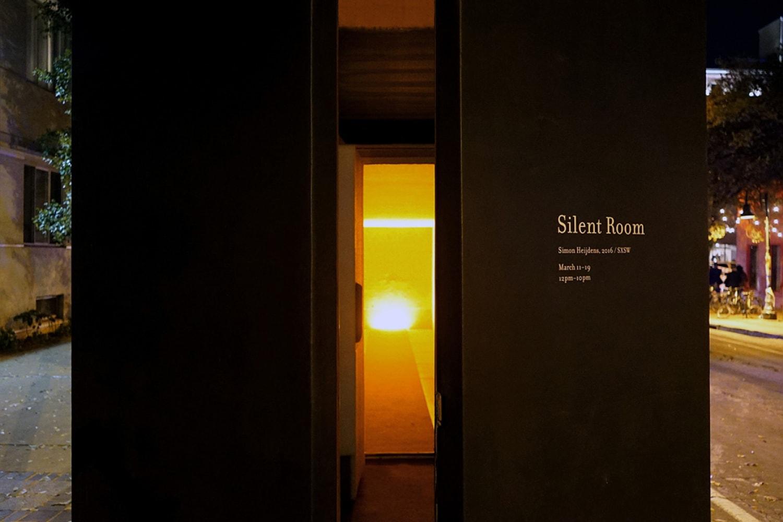 WEB Silent Room Simon Heijdens doors open 2000h