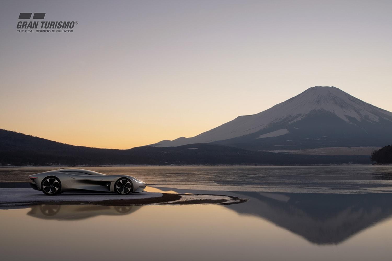 WEB Jaguar Vision Gran Turismo Coupé Exterior Scape 25 10 19