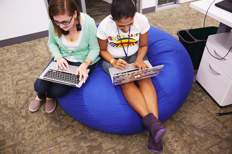 WEB Googlers at work