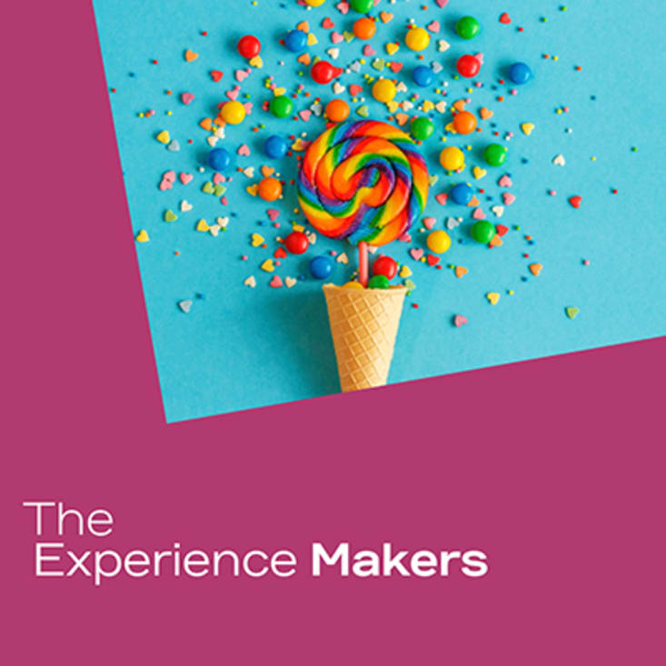 The Experience Makers Podcast 400x400px
