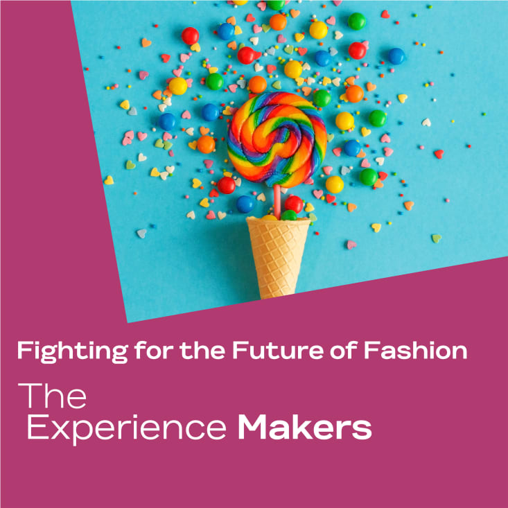 Experience Makers podcast promo poster