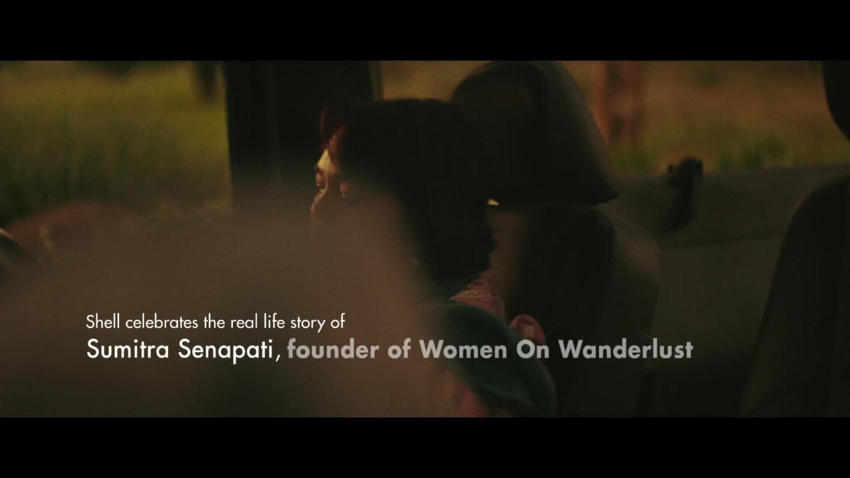 Sumitra Senapaty, Founder of Women on Wanderlust