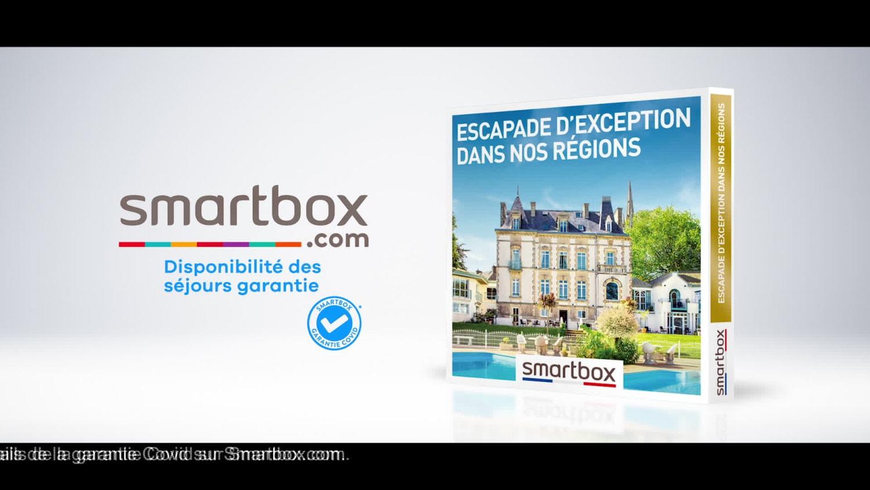 Smartbox Vacances Aout WT Paris