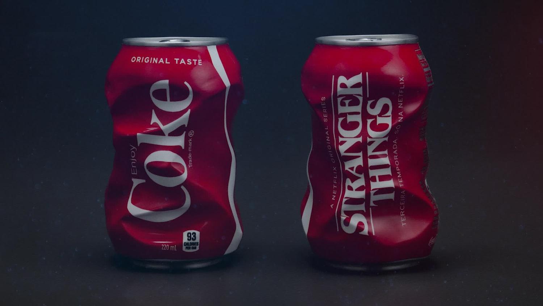 Stranger Coke CC 2021 Cannes