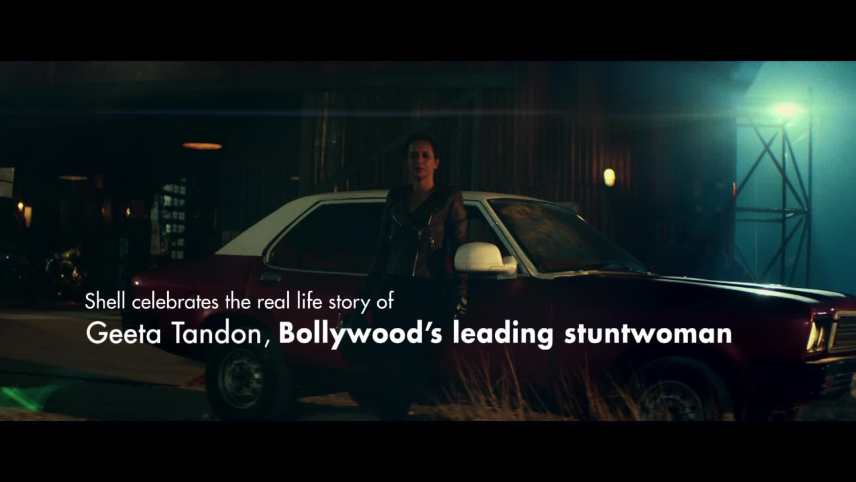 Geeta Tandon, Bollywood's leading stuntwoman