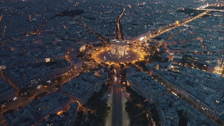 France The Parisian RDV Case VIDEO