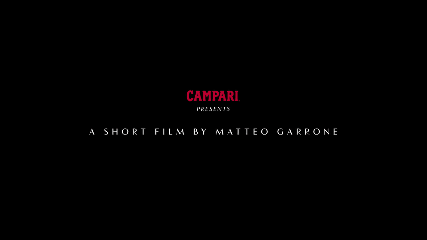 JWT Milan Campari Entering Red