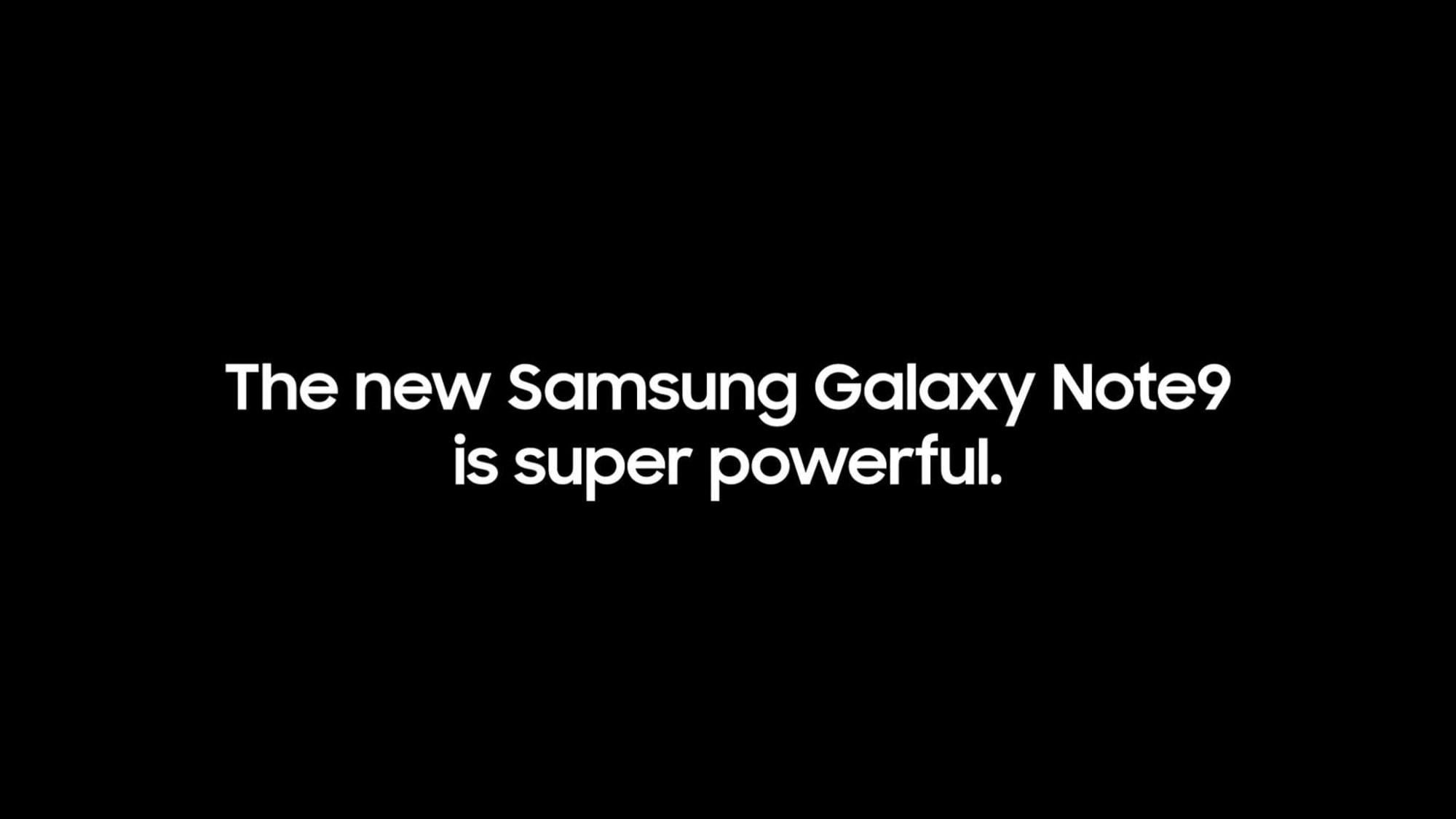NZ Copper Brand Experiences Samsung Galaxy Note9 Launch Case Study