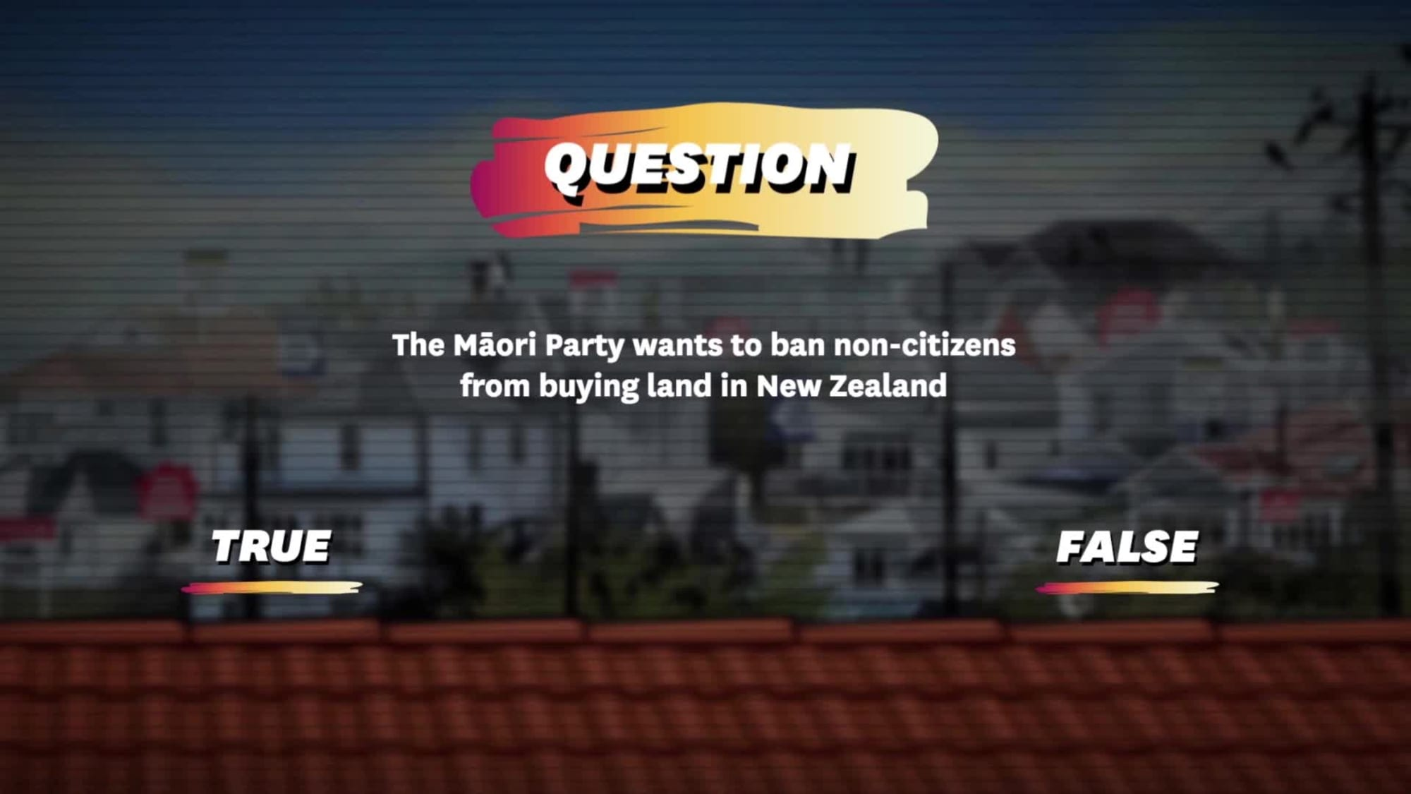 NZ Auckland WORK Battle To The Beehive Video