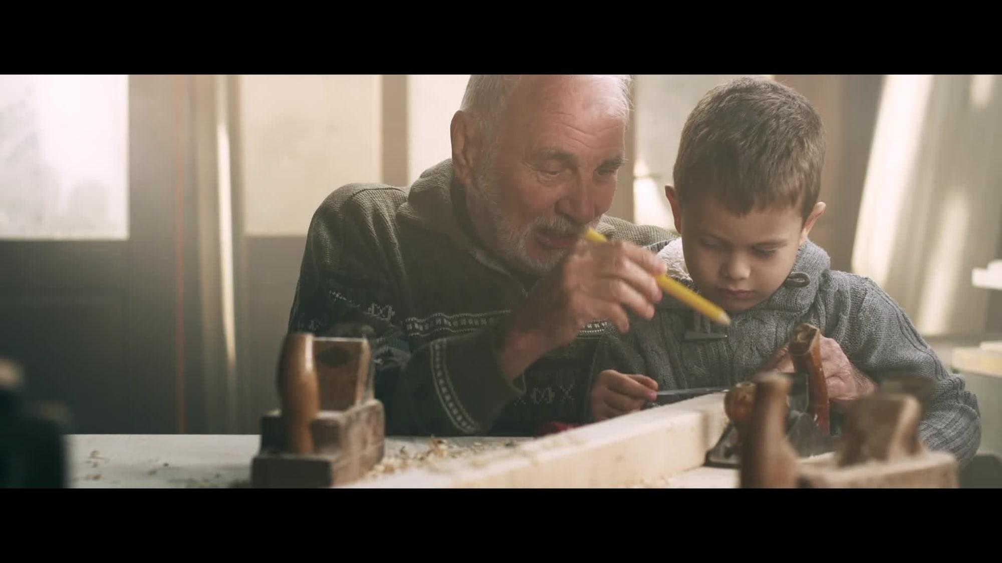 Wunderman Thompson Chile WORK MAZDA Well get back together Grandpa