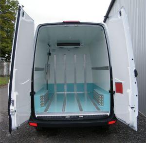 Sprinter Wet Fish Van Conversion