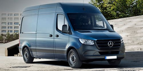 mercedes sprinter refrigerated van conversion