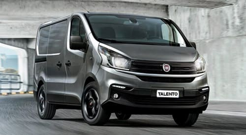 fiat talento refrigerated van conversion