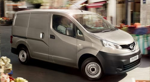 nissan nv200 refrigerated van conversion