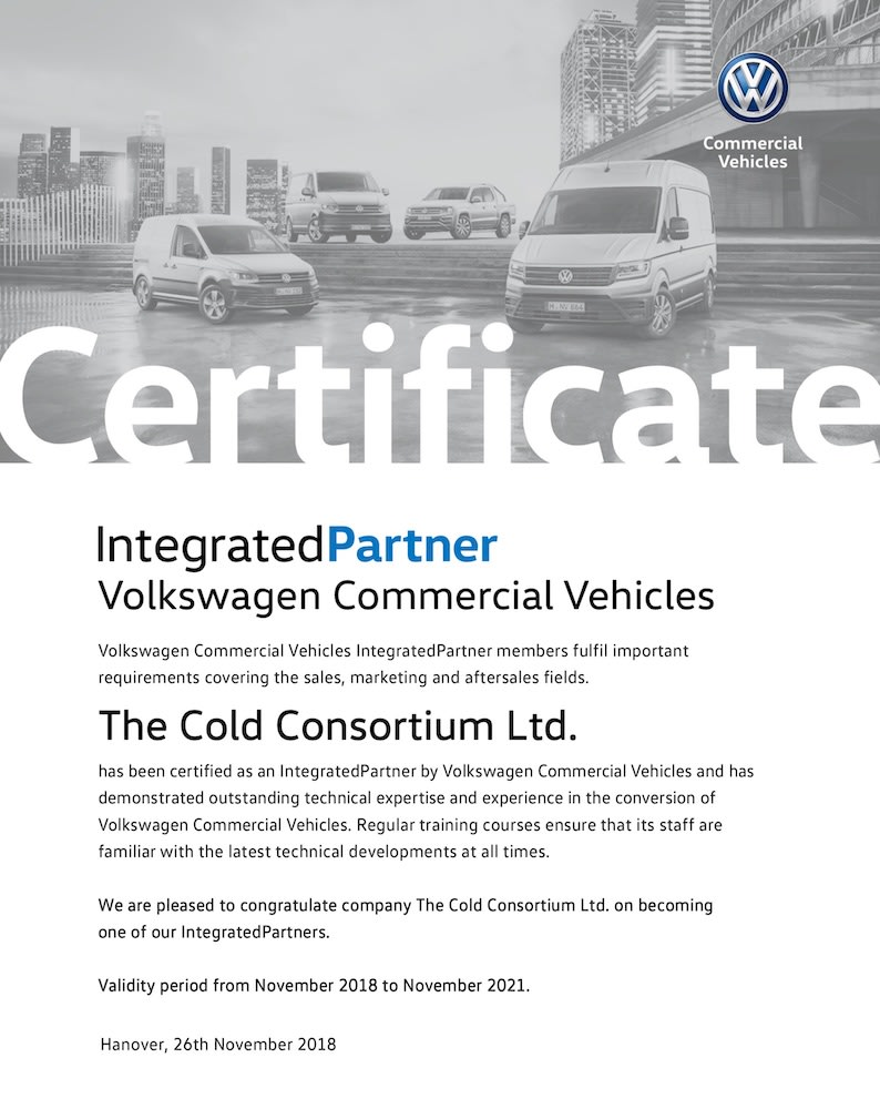 VW Certified Conversion Partner