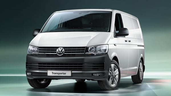 VW Transporter Refrigerated Van Conversions