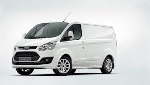 Ford Transit Custom Fridge Conversion
