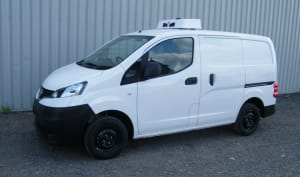 Nissan NV200 Fish Van Conversion