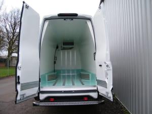 Iveco Daily Freezer Van