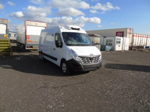 Renault Master Van Low Temperature Demo for Sale