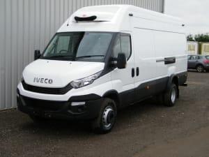 Iveco Daily Freezer Van Conversion