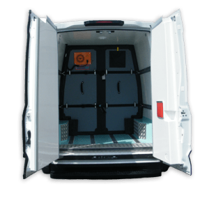 Deep Freeze Iveco Daily Conversion