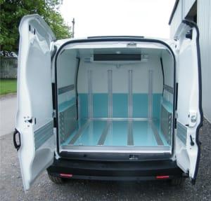 Vauxhall Combo Fridge Conversion