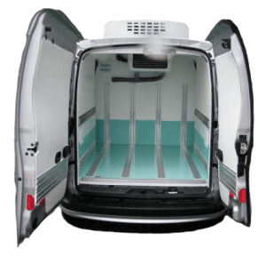 Mercedes Citan Fridge Conversion