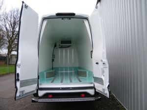 Iveco Daily Freezer Van