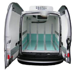 Mercedes Citan Fridge Conversion