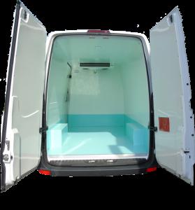 Sprinter Chiller Van