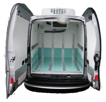 The Best Fridge Van Conversion On Market