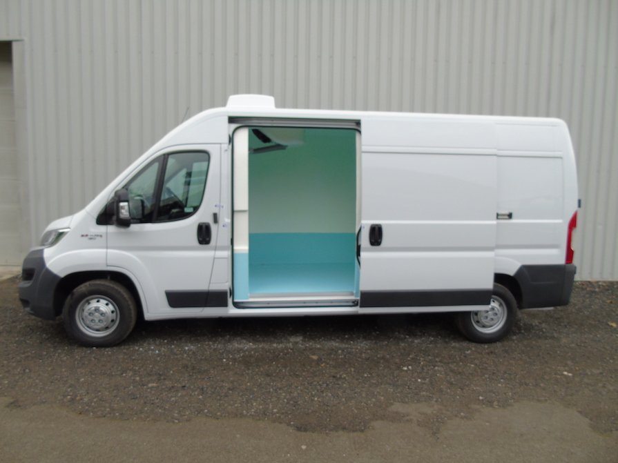 Fridge Van Conversions Specialists    Approved by Every