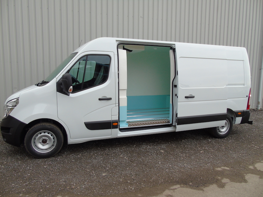 52dca7897b Fridge Van Conversions Specialists... Approved by Every Manufacturer.
