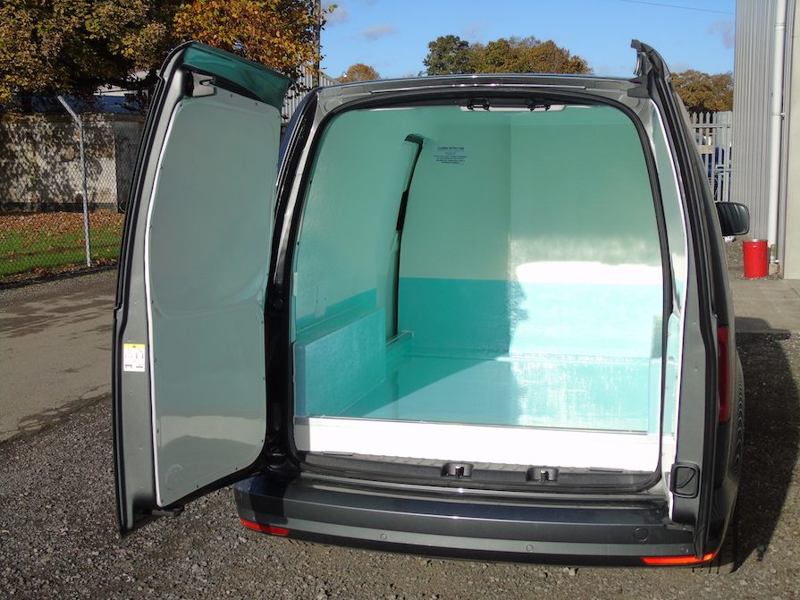 Volkswagen Caddy Maxi Hygienic Fish Conversion: Code 042