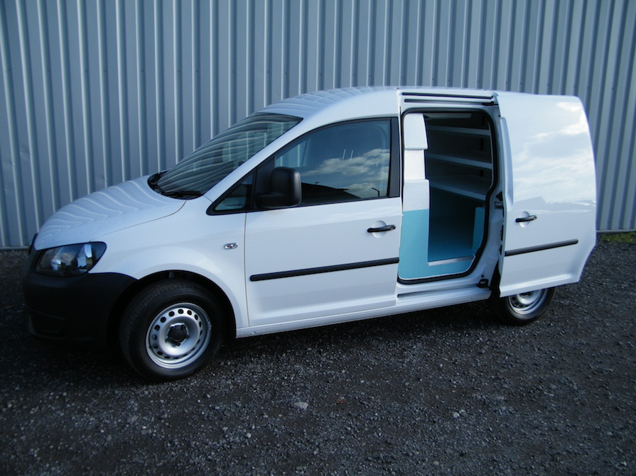 Volkswagen Caddy Hygienic Conversion: Code 047