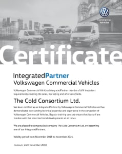 VW Certified Conversion Partner