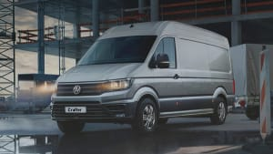 VW Crafter Refrigerated Van Conversions