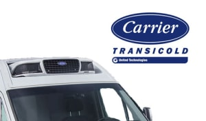 Carrier Transicold Refrigeration Unit