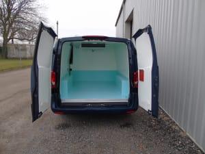 Mercedes Vito Fridge Van