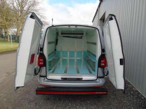 VW Transporter Freezer Van