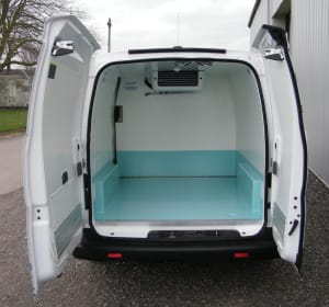 Nissan NV200 Fridge Van Conversion