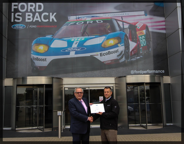 Ford Van Accreditation
