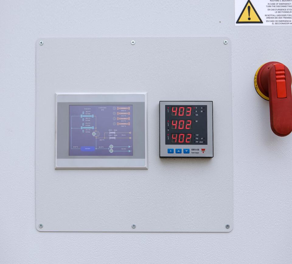 BRIF - Sistemi di refrigerazione per industria enologica e produzione bevande alcoliche