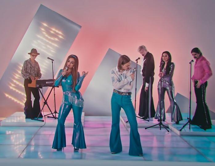 Новый клип Uno группы Little Big набирает популярность на YouTube