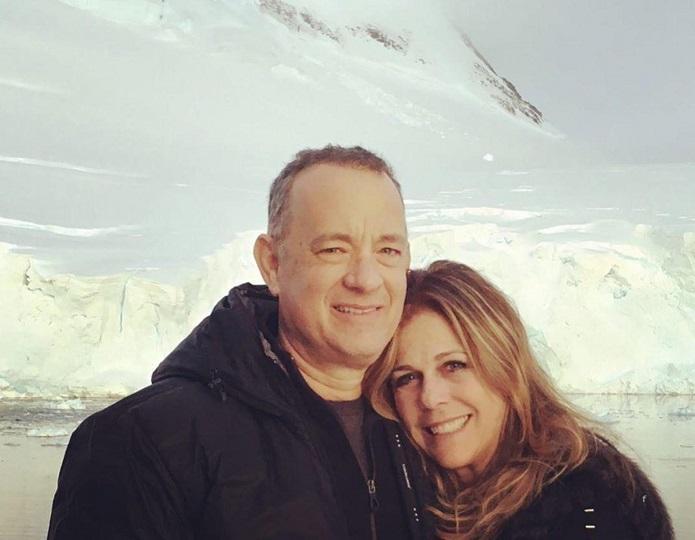 Том Хэнкс и Рита Уилсон стали почетными гражданами Греции