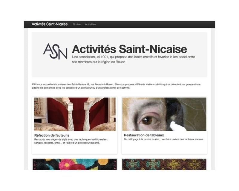Activités Saint Nicaise