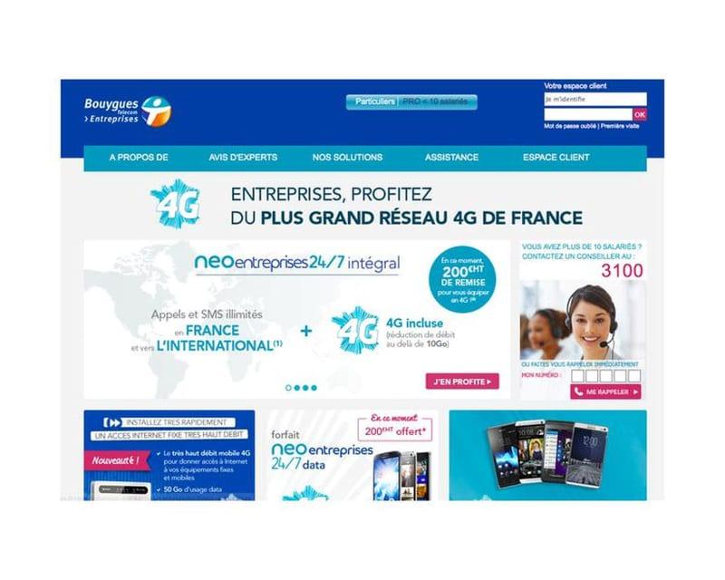 Bouygues Tel Entreprise