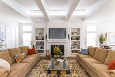 The Kingsbrook living room