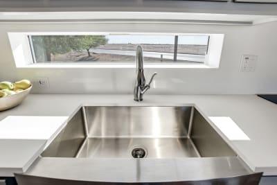 Urbaneer ADU by Genesis Homes - kitchen sink